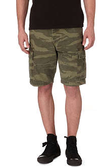 STUSSY Jungle Camo shorts