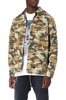 STUSSY Summer Camo jacket