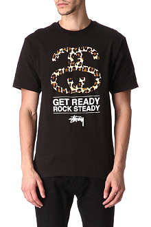 STUSSY Rock steady t-shirt