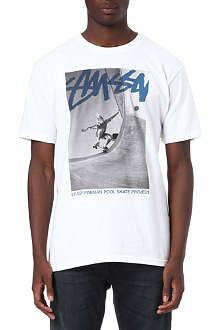 STUSSY Fineman Stock Pool t-shirt