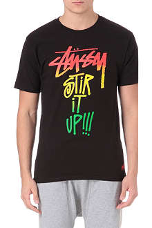 STUSSY Stir it up t-shirt