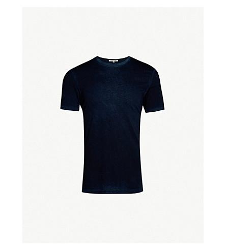 COTTON CITIZEN The Classic cotton-jersey T-shirt (Vintage navy