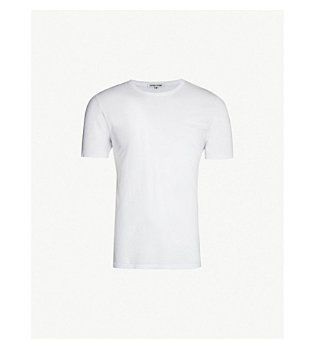 COTTON CITIZEN The Classic cotton-jersey T-shirt (White