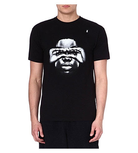 HYPE MEANS NOTHING Biggie Smalls t-shirt (Black
