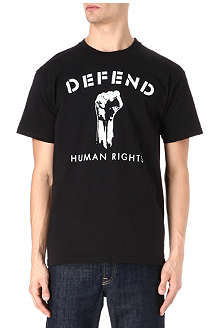 DEFEND Human Rights t-shirt