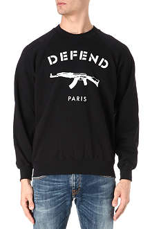 DEFEND Paris sweatshirt
