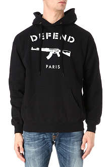DEFEND Paris hoody