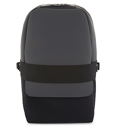 Y3 Qasa sports backpack (Solid+grey