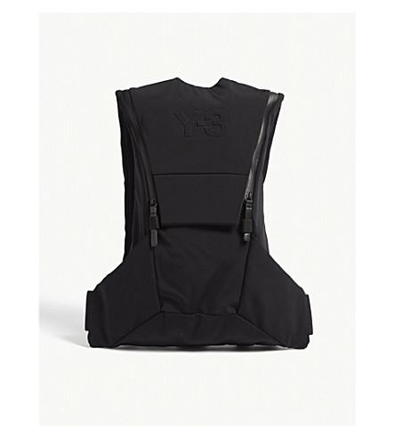 Y3 Ultra Run backpack (Black