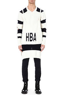HOOD BY AIR Corgi long jumper and vest