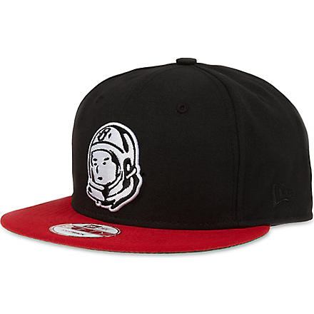 BILLIONAIRE BOYS CLUB Helmet snapback (Black/red