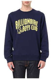 BILLIONAIRE BOYS CLUB Classic curve sweatshirt