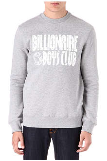 BILLIONAIRE BOYS CLUB Straight logo sweatshirt