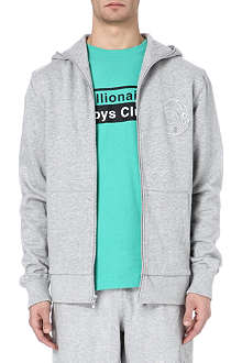 BILLIONAIRE BOYS CLUB Helmet zip-up hoody