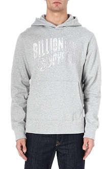 BILLIONAIRE BOYS CLUB Quilted logo hoody