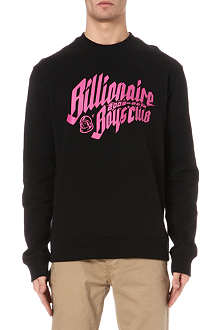 BILLIONAIRE BOYS CLUB Future anniversary sweatshirt