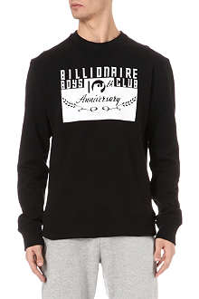 BILLIONAIRE BOYS CLUB Anniversary sweatshirt