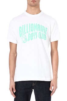 BILLIONAIRE BOYS CLUB Classic Arch logo t-shirt