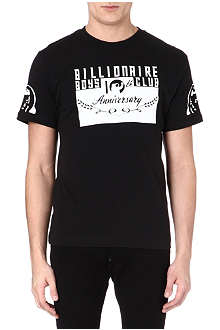 BILLIONAIRE BOYS CLUB 10th Anniversary t-shirt