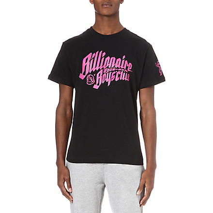 BILLIONAIRE BOYS CLUB Arch logo t-shirt (Black