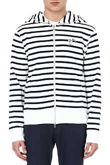 BILLIONAIRE BOYS CLUB Marina striped hoody