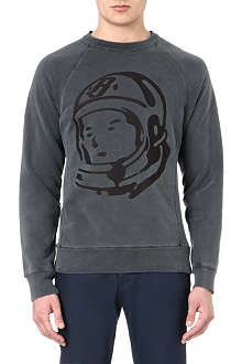 BILLIONAIRE BOYS CLUB Classic Helmet sweatshirt