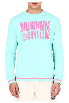 BILLIONAIRE BOYS CLUB Fitted cotton sweater