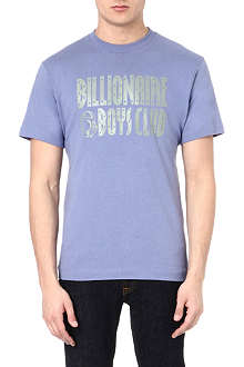 BILLIONAIRE BOYS CLUB Straight logo t-shirt