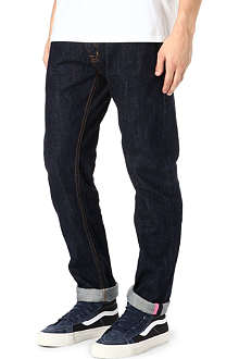 BILLIONAIRE BOYS CLUB Classic slim-fit straight jeans