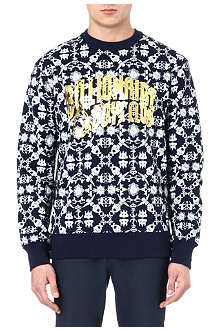 BILLIONAIRE BOYS CLUB Logo printed hoody