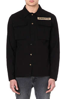BILLIONAIRE BOYS CLUB Captain denim jacket