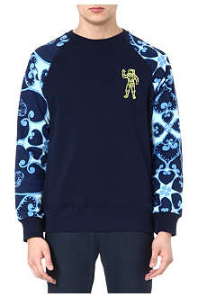 BILLIONAIRE BOYS CLUB Kobo cotton sweatshirt