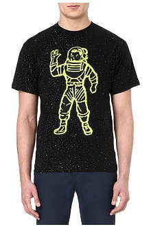 BILLIONAIRE BOYS CLUB Galaxy Astronaut t-shirt