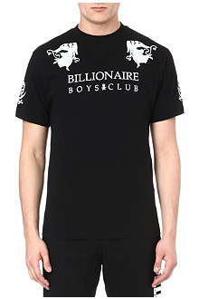 BILLIONAIRE BOYS CLUB From Above t-shirt