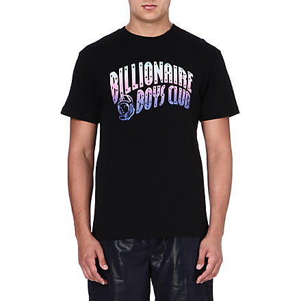 BILLIONAIRE BOYS CLUB Stratosphere cotton t-shirt (Black