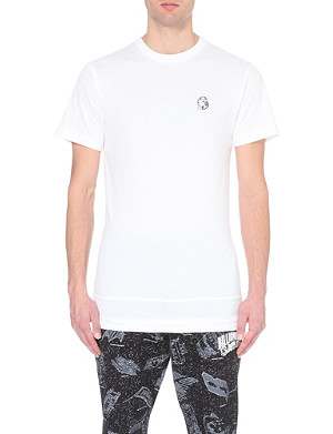 BILLIONAIRE BOYS CLUB Crew-neck cotton-jersey t-shirt