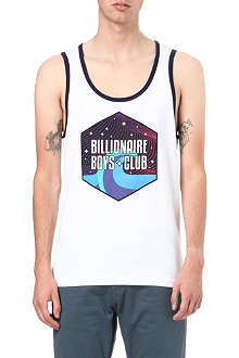 BILLIONAIRE BOYS CLUB Logo vest