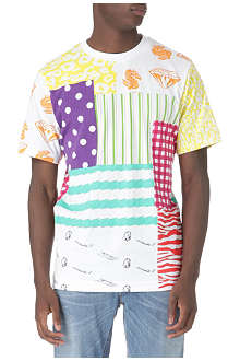 BILLIONAIRE BOYS CLUB Square cut t-shirt