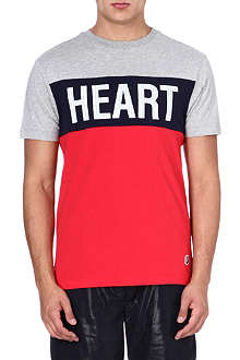 BILLIONAIRE BOYS CLUB Heart Mind printed t-shirt