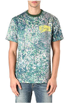 BILLIONAIRE BOYS CLUB Landscape crew-neck t-shirt