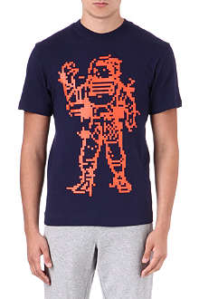 BILLIONAIRE BOYS CLUB Digitalnaut t-shirt