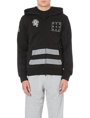 BILLIONAIRE BOYS CLUB Stadium zip-front hoody