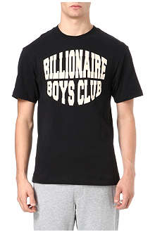 BILLIONAIRE BOYS CLUB Inflated logo t-shirt