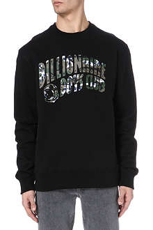 BILLIONAIRE BOYS CLUB Camo sweatshirt