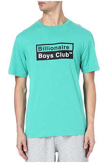BILLIONAIRE BOYS CLUB Chemical logo t-shirt