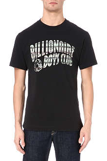 BILLIONAIRE BOYS CLUB Nordic Arch logo t-shirt