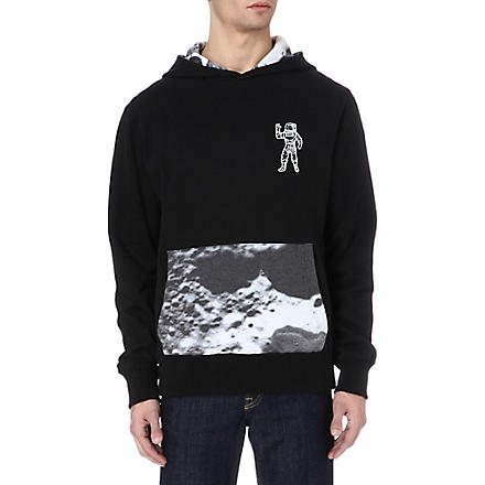 BILLIONAIRE BOYS CLUB Lunar hoody (Black