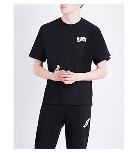 BILLIONAIRE BOYS CLUB Arch logo cotton-jersey T-shirt (Black