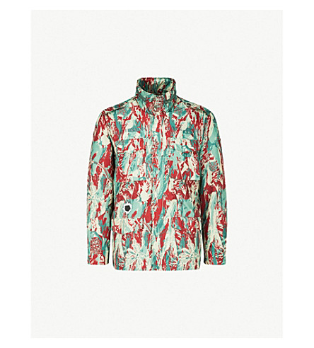 BILLIONAIRE BOYS CLUB Camouflage-print shell jacket (Camo