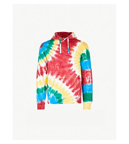 BILLIONAIRE BOYS CLUB Sweat Ideal cotton-jersey hoody (Red